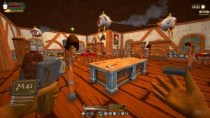 Shoppe Keep 2 - Online co-op open world first person resource management RPG 0