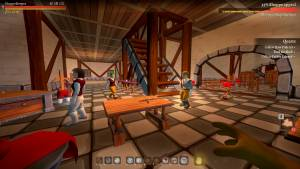 Shoppe Keep 2 - Online co-op open world first person resource management RPG 1